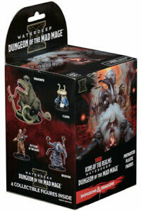 NECA/WizKids LLC Dnd Painted Minis icons 11: waterdeep dungeon of mad mage (Varied) 634482735282