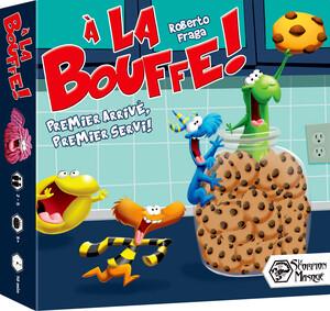 Les éditions du Scorpion Masqué À la bouffe (fr) 807658000440