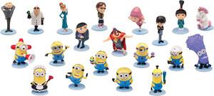 Détestable moi / Les Minions Détestable moi 2 mini figurine sachet surprise (Minions) (unité) (varié) 064442201333
