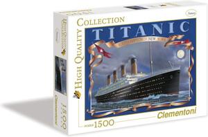 Tête 1500 Casse Jouets Clementoni Titanic Acheter Joubec 8n0POkw