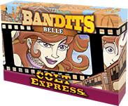 Ludonaute Colt Express (fr) ext Bandit Belle 3760269590502