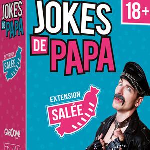 Randolph Pub Ludique Jokes de papa (fr) ext Salée 731236272717