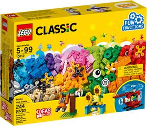 LEGO LEGO 10712 Classique La boîte de briques et d'engrenages LEGO 673419282901