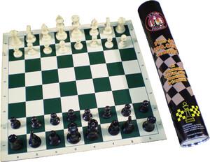 Association Échecs et Maths Jeu d'échecs avec tube