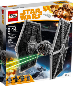 LEGO LEGO 75211 Star Wars TIE Fighter impérial 673419282260