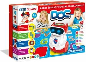 Robot Clementoni Petit savant Doc (fr) 8005125522521