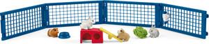 Schleich Schleich 42500 Maison pour lapins et cochons d'Inde 4059433040820