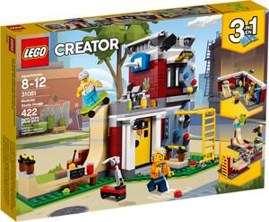 LEGO LEGO 31081 Creator Le skate park 673419280075