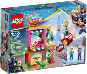 LEGO LEGO 41231 Super-héros L'opération de secours d'Harley Quinn 673419262316