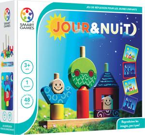 Smart Games Jour & nuit (fr) 5414301518822