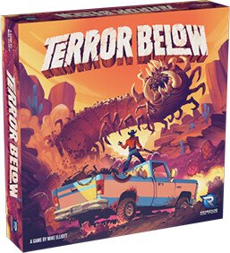 Origames Terror Below (fr) combo base + ext Ultime Secret + comics *