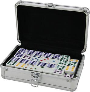 Noèse Collection Domino d9 avec mallette en aluminium 067233802214