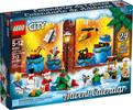 LEGO LEGO 60201 City Le calendrier de l'avent LEGO City 673419281416