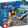 LEGO LEGO 60241 L'unité cynophile de la police 673419318693