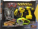 Lanard Toys Tuff Tools ensemble d'outils 21pc 048242510161