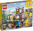 LEGO LEGO 31097 L'animalerie et le café 673419302173
