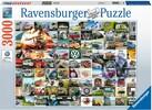 Ravensburger Casse-tête 3000 99 Combi/Westfalia Volkswagen Moments 4005556160181