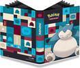 Ultra PRO Cartable PRO Pokémon Snorlax 9-Pocket 074427855307