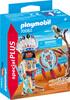 Playmobil Playmobil 70062 Chef de tribu autochtone 4008789700629