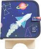 Jaq Jaq Bird Jaq Jaq Bird Livre à colorier constellations + 4 crayons Butterstix (fr/en) 650726210124