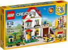 LEGO LEGO 31069 Creator La villa familiale modulaire 673419266581