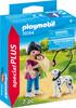Playmobil Playmobil 70154 Maman avec bébé et chien 4008789701541