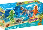 Playmobil Playmobil 70708 SCOOBY-DOO! avec fantome du capitaine Cutler (juin 2021) 4008789707086