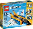 LEGO LEGO 31042 Creator L'avion à réaction (jan 2016) 673419246989