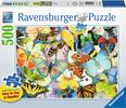 Ravensburger Casse-tête 500 XXL Papillons 4005556149193