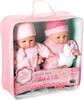 Toysmith Poupée bébé jumeaux Lilian et Ella 085761195394