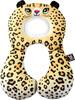 BenBat Support de cou et tête 1-4 ans léopard 7290135003028