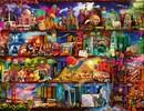 Ravensburger Casse-tête 2000 le monde des livres 4005556166855