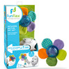 Fun Flex Fun Flex fleur sons et textures à accrocher (Musical Rattle) 851310006035