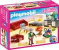 Playmobil Playmobil 70207 Salon avec cheminée 4008789702074