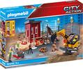 Playmobil Playmobil 70443 Mini-pelleteuse et chantier 4008789704436
