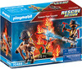 Playmobil Playmobil 70488 Escouade de feu de forêt 4008789704887
