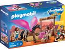 Playmobil Playmobil 70074 Playmobil le film Marla et Del avec cheval ailé 4008789700742