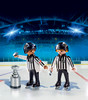 Playmobil Playmobil 5070 LNH Arbitres de hockey avec Coupe Stanley (NHL) (oct 2015) 4008789050700