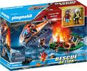 Playmobil Playmobil 70491 Mission d'incendie côtier 4008789704917