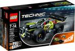 LEGO LEGO 42072 Technic Voiture TOUT FEU ! 673419280464