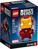 LEGO LEGO 41590 Brickheadz Iron Man, Capitaine America La Guerre civile, Super-héros 673419267199