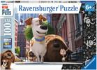 Ravensburger Casse-tête 100 Comme des bêtes 4005556108749