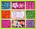 Bead Bazaar Perles boite moyenne nature 633870014459