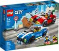 LEGO LEGO 60242 La course-poursuite sur l'autoroute 673419318709