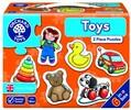 Orchard Toys Casse-tête 2x6 jouets (fr/en) 5011863102287