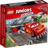 LEGO LEGO 10730 Juniors Le propulseur de Flash McQueen, Les Bagnoles 3 673419264136