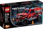 LEGO LEGO 42075 Technic Véhicule de premier secours 673419282918