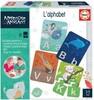 Educa Borras Apprendre c'est amusant - L'alphabet 8412668188259