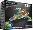 Laser Pegs - briques illuminées Laser Pegs croiseur galactique 12 en 1 (briques illuminées) 810690021540