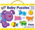 Galt Toys Casse-tête 2x6 bébé animaux de compagnie 5011979526458